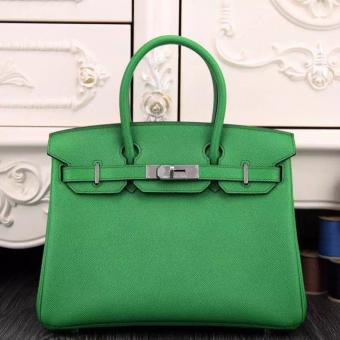 Imitation Perfect Hermes Birkin 30cm 35cm Bag In Bamboo Epsom Leather