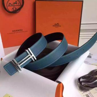 Hermes Kits 32mm Belt With H Au Carre Buckle